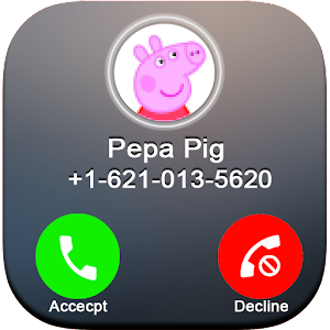 Call From Pepa Pig For PC (Windows & MAC)