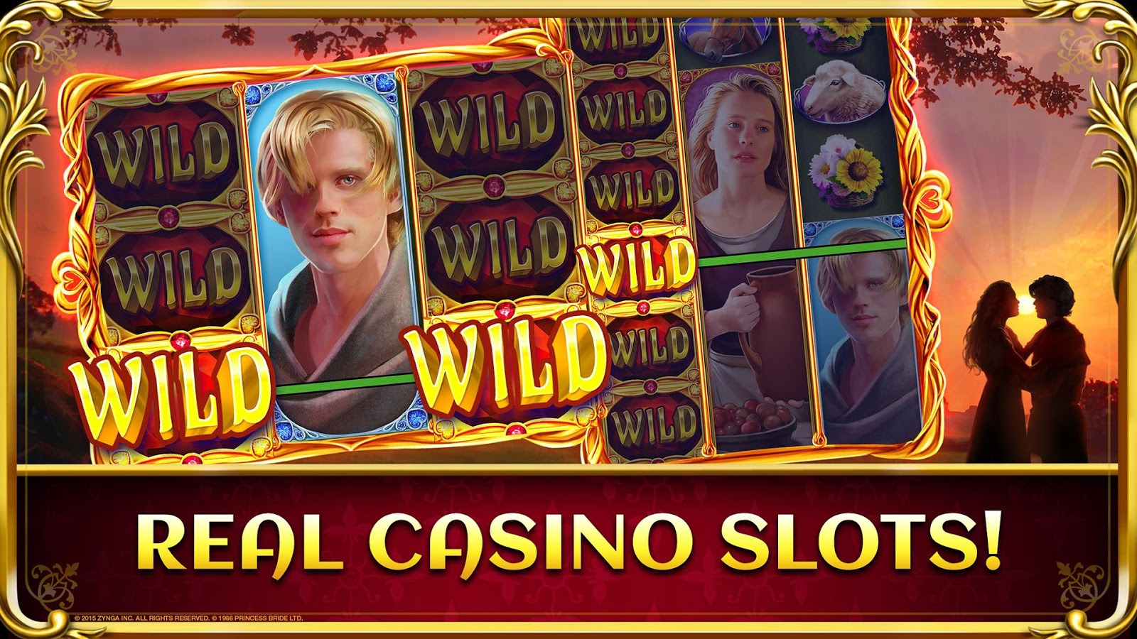 Princess Bride Slots Casino Screenshot 2
