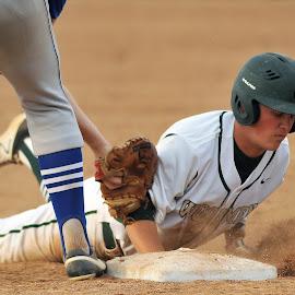 Greenwood VS Whiteland 9 by Oscar Salinas - Sports & Fitness Baseball ( greenwood indiana-greenwood vs whiteland boys varsity high school baseball april 19 2017 )