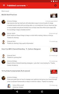 App YouTube Studio APK for Windows Phone