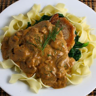 Pork Chops With Dill Sauce Recipes