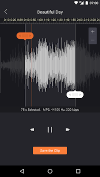Music Player - Just LISTENit APK screenshot thumbnail 5