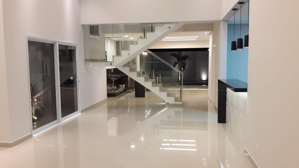 Linda casa com 3 dormitórios à venda, 255 m² por R$ 1.200.000 - Residencial Mac Knight - Santa Bárbara D'Oeste/SP