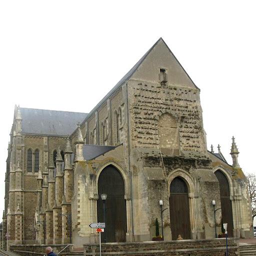 photo de Eglise de Challans (Notre-Dame de l'Assomption)