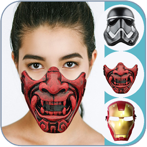Mask Photo Editor Style (faces) For PC (Windows & MAC)