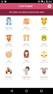 APK App Love Horoscopes for BB, BlackBerry