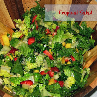 Tropical Salad