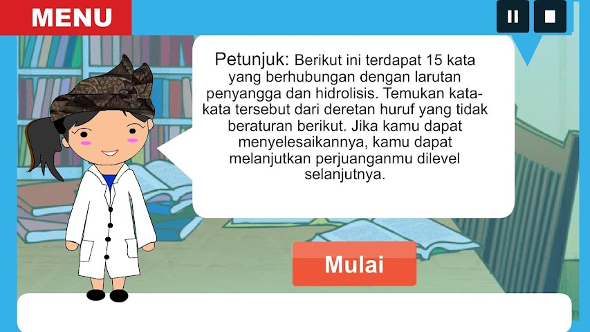 android ChemOnDro Penyangga&Hidrolisis Screenshot 6