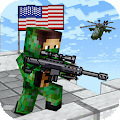 American Block Sniper Survival APK for Bluestacks
