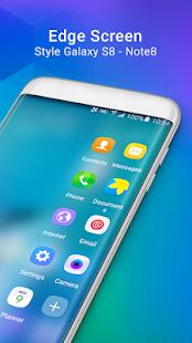 Edge-Bildschirm für Galaxy S8, Hinweis 8 android apps download