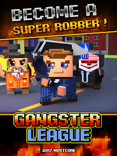 Gangster League - the Payday Crime Screenshot