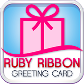 App Ruby Ribbon Greeting Cards apk for kindle fire