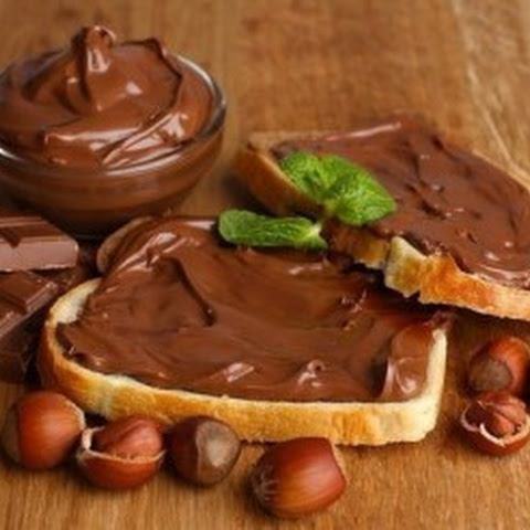 #Nutella chocolate spread