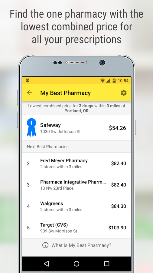 GoodRx Drug Prices and Coupons Screenshot 4
