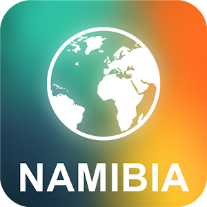 Namibia Offline Map