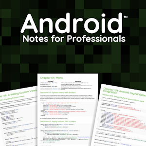Download Android Notes For Professionals For PC Windows and Mac