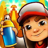 Download Subway Surfers APK on PC