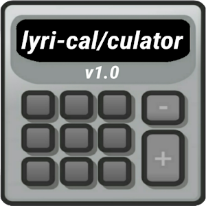lyricalculator For PC / Windows 7/8/10 / Mac – Free Download