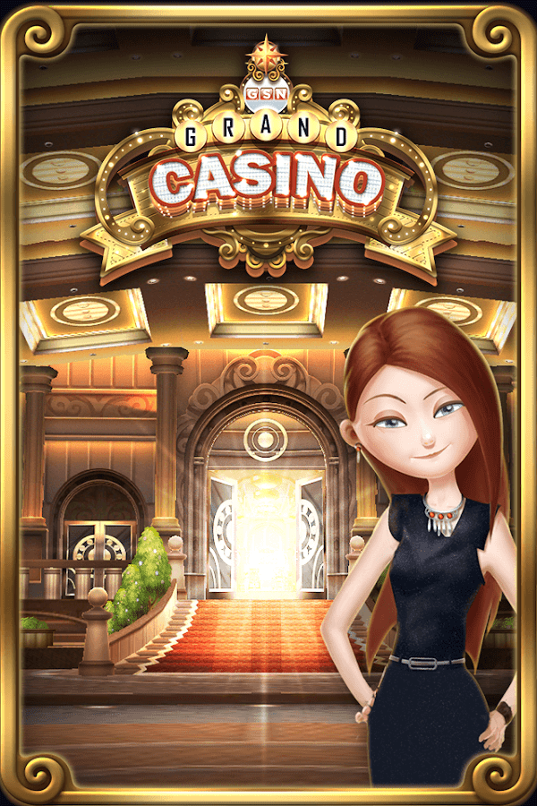 GSN Grand Casino - FREE Slots Screenshot 4