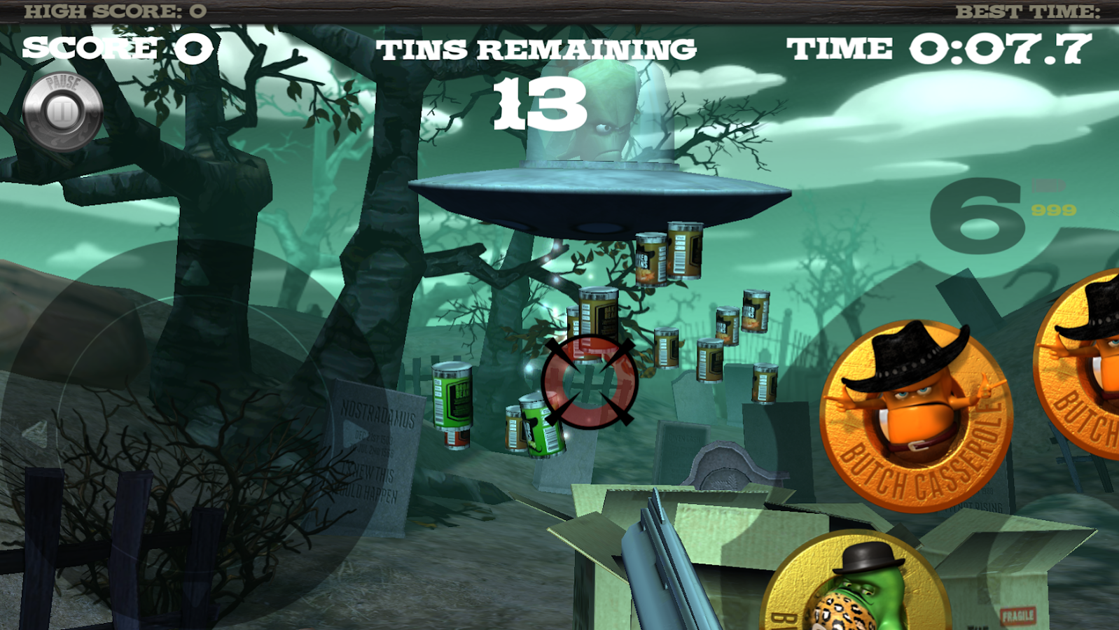 Far Tin Bandits Screenshot 4