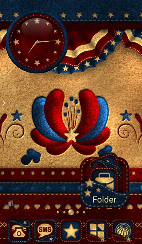TSF NEXT AMERICAN THEME 4 JULY Screenshot 3