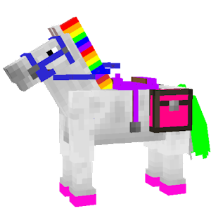 UNICORN Skin For MCPE For PC