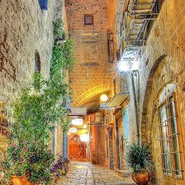 jaffa by Abu Abdullah - Buildings & Architecture Public & Historical ( public&historical, buildings&architecture )