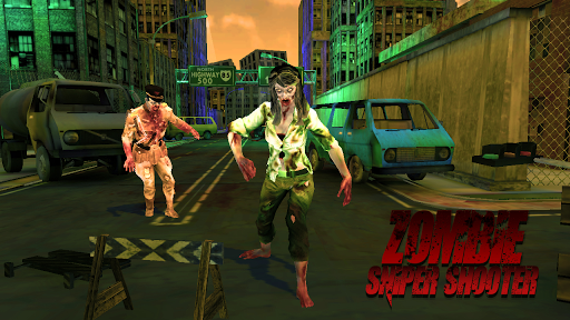 Zombie Sniper Shooter For PC