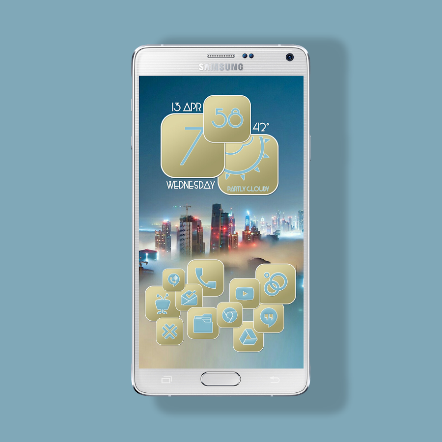 Pastel Collection 6 Icon Pack Screenshot 0