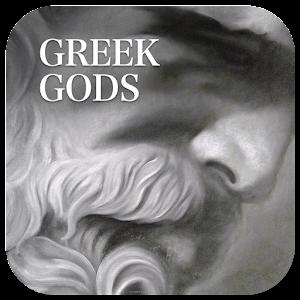 Cover art Greek Gods