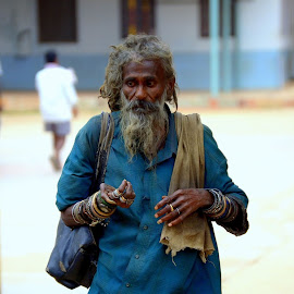 Spiritualist  by Jenso Aden - People Portraits of Men