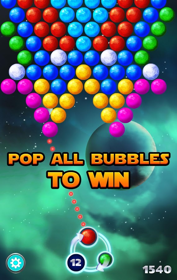Bubble Shooter Supernova Screenshot 3
