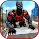 Flying Black Panther Superhero City Rescue Mission