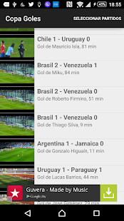 Copa Goles - screenshot