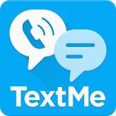 Text Me - Free Texting & Calls APK Icon
