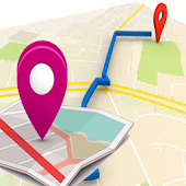 Download Android App GPS Navigation Place Finder for Samsung