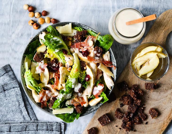 My kind of Caesar salad Recipe | Yummly