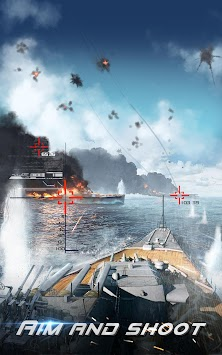 Sea Battle For Survival - Fleet Commander APK screenshot thumbnail 7
