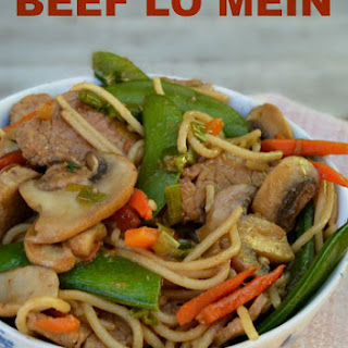 Vegetable Beef Lo Mein Recipes