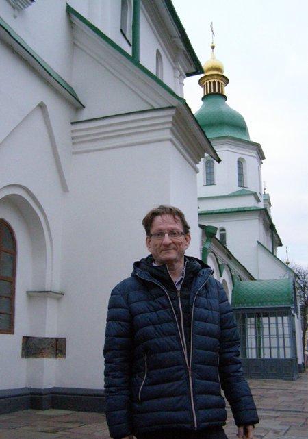 Оскар Хофман в Киеве
