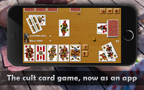 Schnapsen, 66, Sixty Six - Free Card Game Online for pc