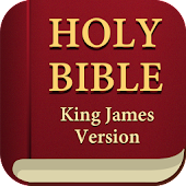 1.  King James Bible - KJV, Audio Bible, Free, Offline