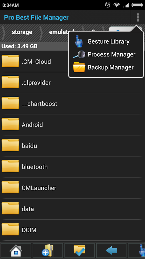 Pro Best File Manager Screenshot 1