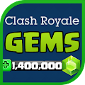 Gems for Clash Royale APK for Windows