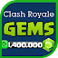APK App Gems for Clash Royale for iOS