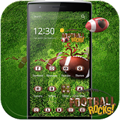 Download Football Rugby Theme APK for Laptop