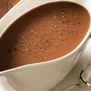 Pan Gravy Without Milk Recipes