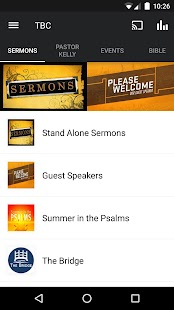 Temple Baptist Church - NC - screenshot