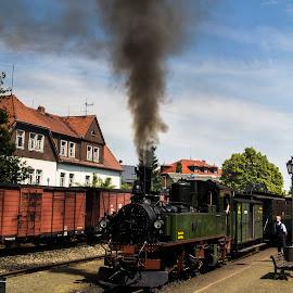 by Michal Valenta - Transportation Trains
