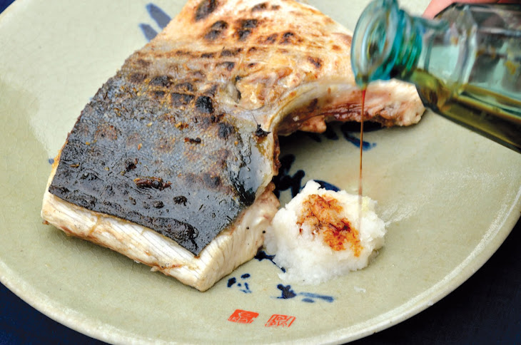 Charcoal-Grilled Yellowtail Collar Recipes — Dishmaps